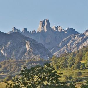 Picu Urriellu.Picos de Europa (45 km.)