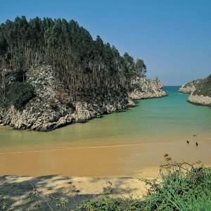 Playa de Guadamia (7 km)