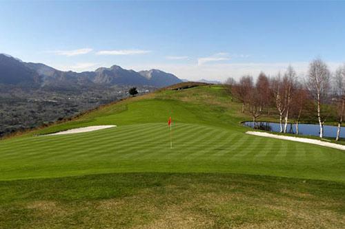 Campo de Golf Llanes (15 km)