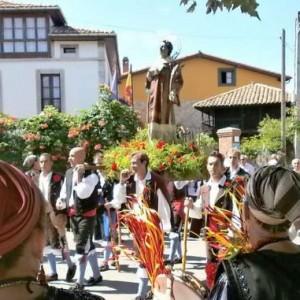 Fiestas de Santa Ana (Naves)